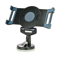 Universal Tablet Suction Stand (Black) (XL)