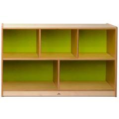 "18Mm 30"" Standard Cabinet Green Back"