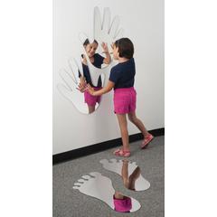 Big Hands Mirror Set