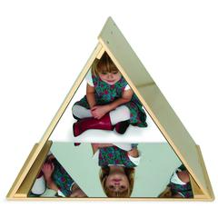 Triangle Mirror Tent