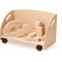 Unit Block Cart