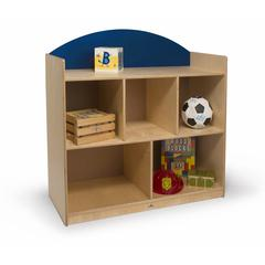 Rainbow Storage Cabinet Blue