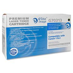 Black Toner Cartridge - Black - Laser - 4000 Page - 1 Each