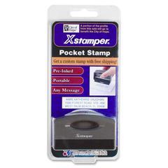 "Xstamper 30140 City of Hope Custom Stamp - 0.50"" x 2"""