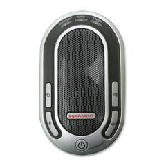 Aura Wireless Bluetooth Car Hands-free Kit - Silver
