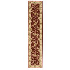3000 Red Area Rug