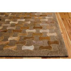Chicago Brown Area Rug