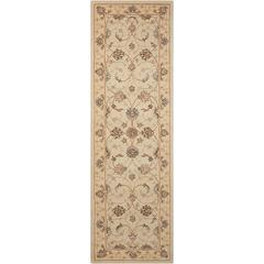 Heritage Hall Cream Area Rug