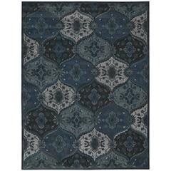 India House Denim Area Rug
