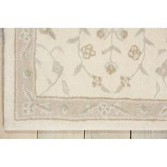 "Royal Serenity ""St. James"" Bone Area Rug"