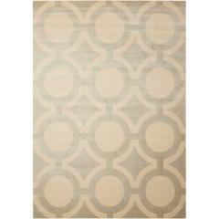 Luminance Cream Grey Area Rug