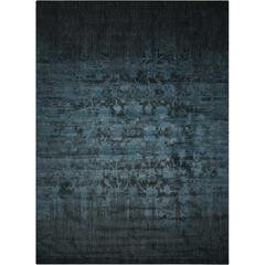 Nightfall Hunter Green Area Rug
