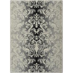 Riviera Charcoal Area Rug