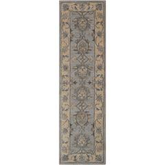 Sepia Grey/Ivory Area Rug