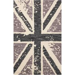 Siam Charcoal Area Rug