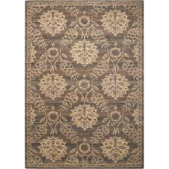 Silk Elements Graphite Area Rug