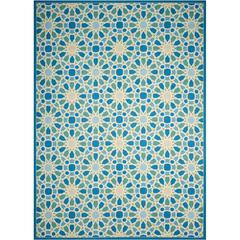 "Sun & Shade ""Starry Eyed"" Porcelain Indoor/Outdoor Area Rug"
