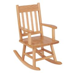 Classic Oak Rocking Chair - Child