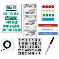 Magnetic Board Accessory Kit