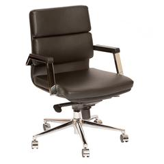 Fabian Modern Office Chair In Black and Chrome
