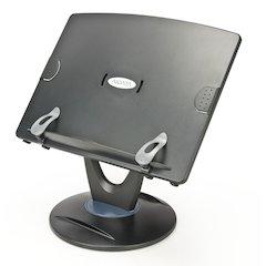 Ergo Book and Copy Desktop Station (Black)