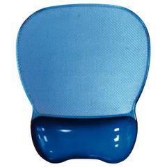 Crystal Gel Mouse Pad Wrist Rest (Blue)