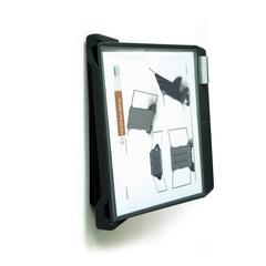 Wall-Mount/Add-On Reference Organizer (10 Panel)