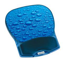 Deluxe Gel Mouse Pad (Water Drop)
