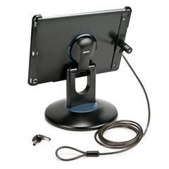 Locking ViewStation (iPad Air 1/2)(Black w/Gray accent)