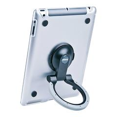 MultiStand (iPad 2/3/4) (Clear Shell/Black-Gray Ring)