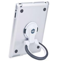 MultiStand (iPad 2/3/4) (Clear Shell/White-Black Ring)