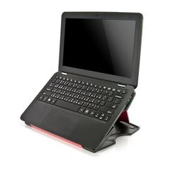 Laptop/Tablet Riser (Black/Red)