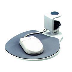 Under-Desk Mouse Platform (Platinum)