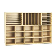 Sectional Cubbie Storage - without Trays
