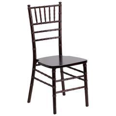 Walnut Wood Chiavari Chair