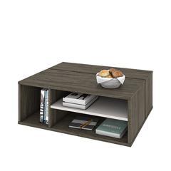 Fom Coffee Table in Walnut Grey & Sandstone