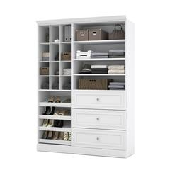 Versatile 61' Storage kit in White
