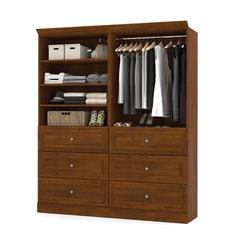Versatile 72' Storage kit in Tuscany Brown