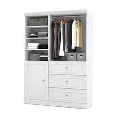Versatile 61' Storage kit in White