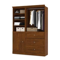 Versatile 61' Storage kit in Tuscany Brown