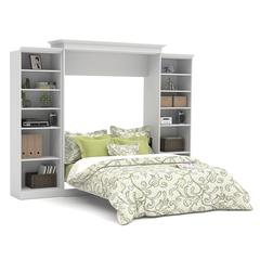 Versatile 115 Queen Wall Bed Kit In White