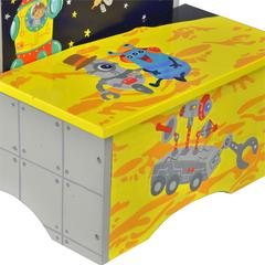 Outer Space Step Stool
