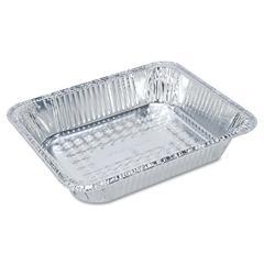 Aluminum Pan, Full Size Steam Table, Deep, 50/Carton