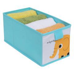 KIDS SAFARI Elephant Box, Blue