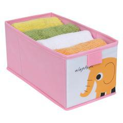 KIDS SAFARI Elephant Box, Pink