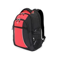 Laptop  Backpack, Black/ Red