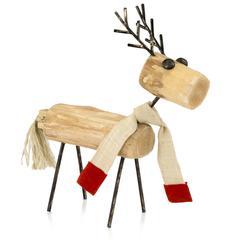 Reno Wood Reindeer