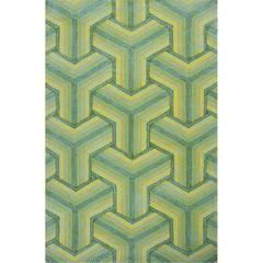 "Donny Osmond Home Escape 7904 Ocean Connections 7'6"" x 9'6"" Size Area Rug"