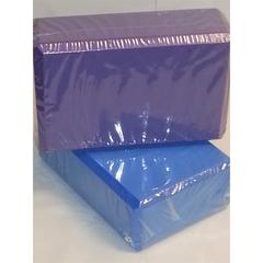 "Yoga Block 3"" x 6"" x 9"", Purple"