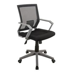 Techni Mobili Rolling Mesh Office Task Chair w/ Arms